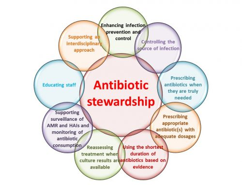 Core elements of antibiotic stewardship